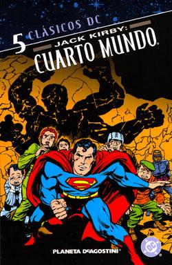 Proyecto DC - Clásicos DC: Jack Kirby - Cuarto Mundo ...