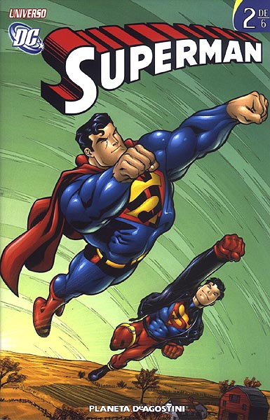 UNIVERSO DC: SUPERMAN Nº 2